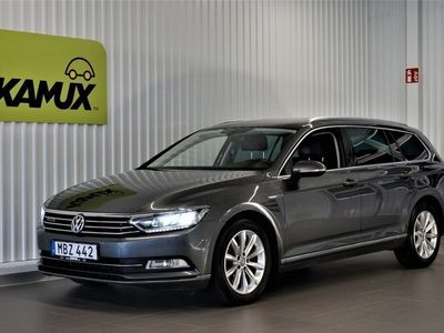 used VW Passat 2.0 TDI 4M Executive D-värm Drag (190hk)