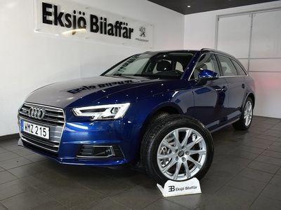 brugt Audi A4 2.0 TDI Avant quattro S Tronic *Diese -18