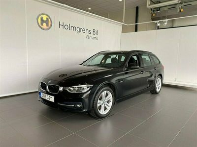 begagnad BMW 318 d xDrive Touring Sport Line HiFi Navi Drag