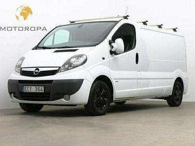 begagnad Opel Vivaro F7