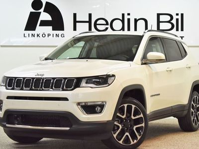 begagnad Jeep Compass 1,4 170Hk AWD Limited Edition