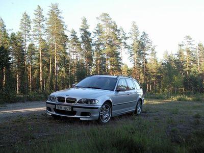 begagnad BMW 320 i M Sport