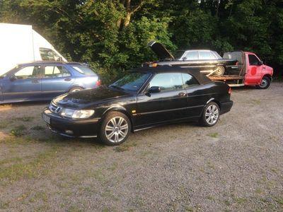 begagnad Saab 9-3 Cabriolet Sport Edition
