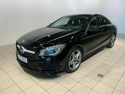 "begagnad Mercedes CLA200 Coupé AMG H K Backkamera 18"""