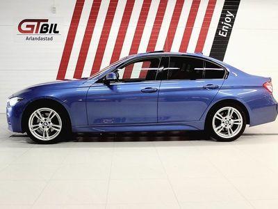 begagnad BMW 320 d xDrive M-Sport Head up *SE UTR* 190hk