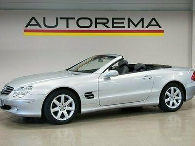begagnad Mercedes 500 SL BenzSvensksåld Lågmilad 2002, Cab Pris 285 000 kr