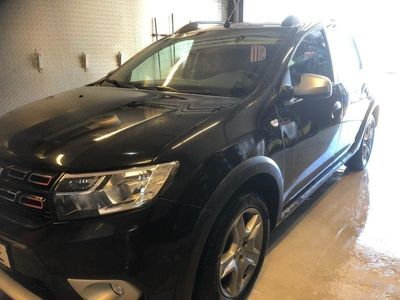 begagnad Dacia Logan Stepway