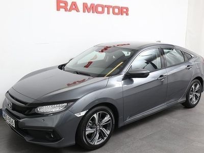 begagnad Honda Civic 4D 1.5 Turbo Elegance Automat 2020, Personbil 259 900 kr