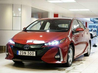 begagnad Toyota Prius PriusPLUG-IN ACTIVE V-HJUL NAV BACKKAMERA TKG