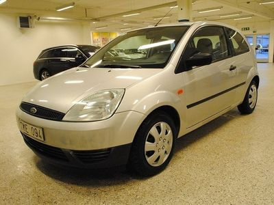 begagnad Ford Fiesta 3-dörrar 1.3 Duratec 69hk