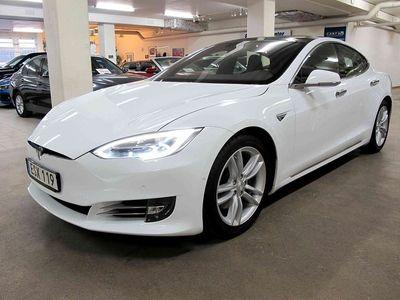 begagnad Tesla Model S 70D AWD Dual Motor Supercharger Autopilot