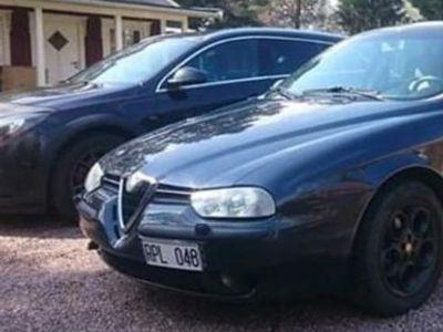 begagnad Alfa Romeo 156 sportwagon 2.0 ts