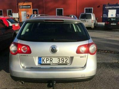 begagnad VW Passat Variant 1.6 TDI