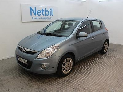 begagnad Hyundai i20 1.2 2012, Personbil 32 000 kr