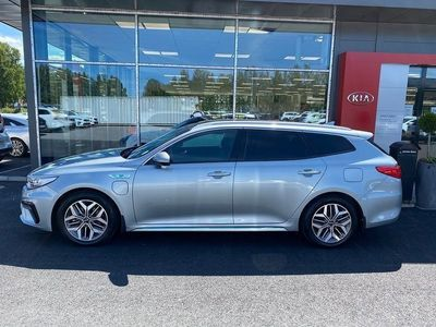 begagnad Kia Optima Hybrid SW Plug-in Pluspaket 2