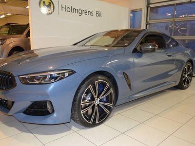 begagnad BMW M850 xDrive Coupé M Carbon roof / M Kolfiber paket