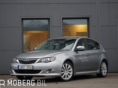 begagnad Subaru Impreza 2.0 4WD Keyless 2008, Personbil 49 900 kr