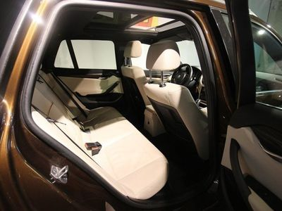 begagnad BMW X1 xDrive25d E84 218hk AUT SE UTR