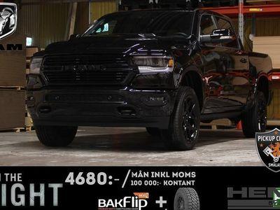 begagnad Dodge Ram LARAMIE ALL-NIGHT 4680:-/ mån inkl moms* (Flaklock+Vint