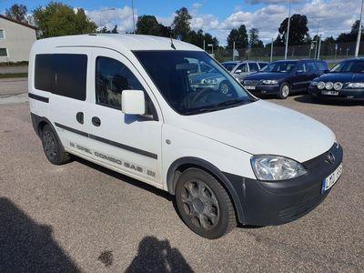 begagnad Opel Combo 1.6 CNG Eco-Flex K-rem bytt