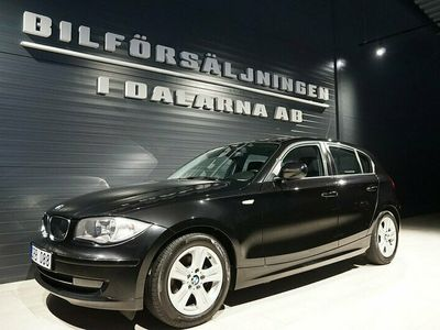 begagnad BMW 118 i Advantage Comfort 2011, Halvkombi 99 000 kr