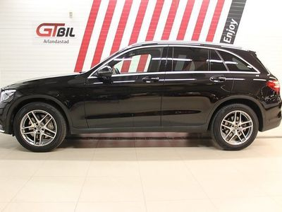 begagnad Mercedes GLC220 GLC-Klass4MATIC AMG Panorama Eu6 170hk