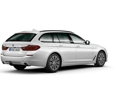 gebraucht BMW 520 d xDrive Aut Touring / Winter / Drag -19
