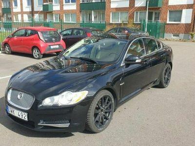 begagnad Jaguar XF 3.0 V6 Automat Luxury