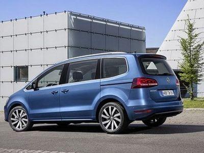 begagnad VW Sharan TDI GT 4Motion 2021, Personbil Pris 479 900 kr