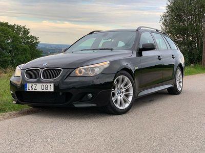 begagnad BMW 535 d LCI, M-Sport
