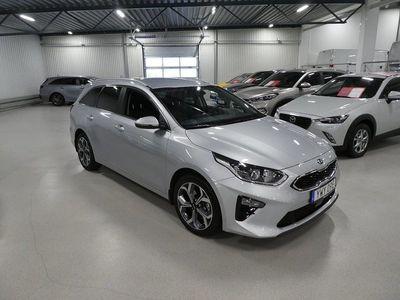 begagnad Kia cee'd Sportswagon 1.4 T-GDI Advance DCT Euro 6 140hk
