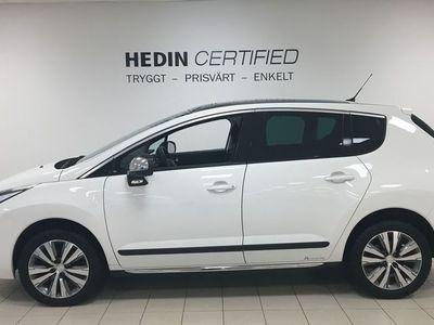 begagnad Peugeot 3008 1.6 HDi FAP Manuell, 114hk, 2015