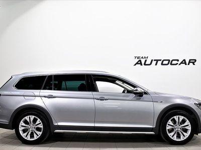 begagnad VW Passat Alltrack 4M DSG Executive Euro 6 Värmare