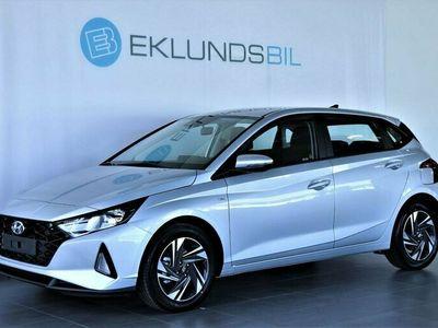begagnad Hyundai i20 1.0 Essential Automat DEMO 120hk