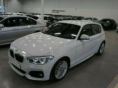 begagnad BMW 118 i 5dr M-Sport LED PDC