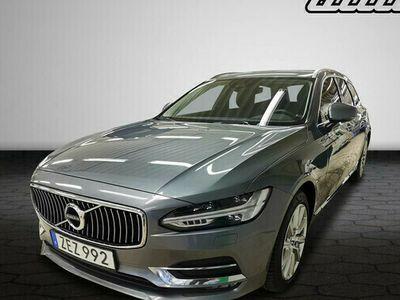 begagnad Volvo V90 D4 Inscription Automat 2018, Kombi Pris 259 500 kr