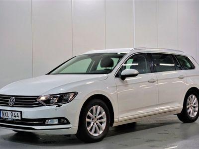 begagnad VW Passat 2.0 TDI Aut D-värm Drag (150hk)