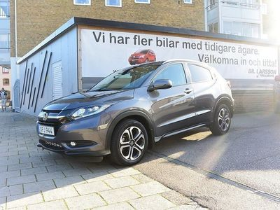 used Honda HR-V 1.5 131hk Executive NAVI Automat Dragkrok