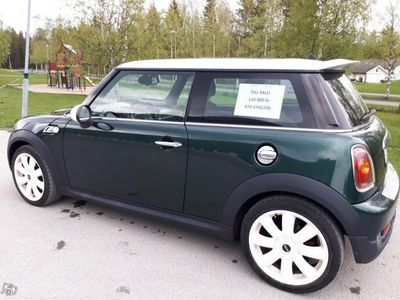 used Mini Cooper S Chilli Panorama 184 hk -10
