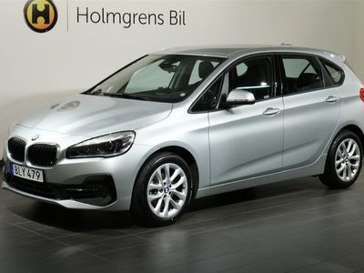 begagnad BMW 218 Active Tourer i Model Sport / Automat