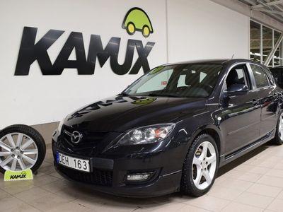 begagnad Mazda 3 3MPS | 2.3 | | Lågmilare | BOSE Ljud | M-värm | S&V 2009, Halvkombi 94 900 kr