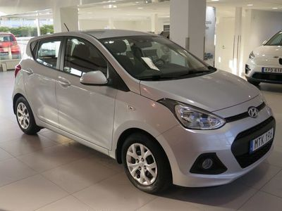 begagnad Hyundai i10 1.0 Comfort 360:- skatt R-värmare