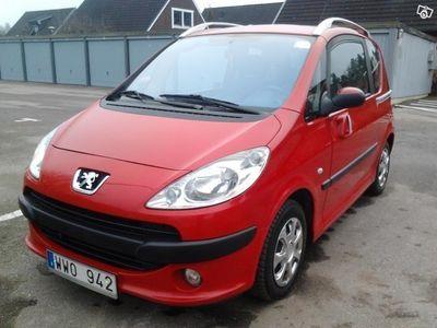 begagnad Peugeot 1007 1.4 05 -06