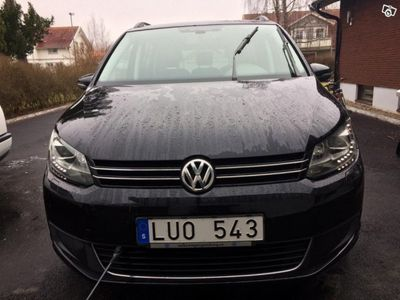 begagnad VW Touran 1.4 TSI Ecofuel DSG aut -12