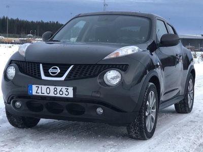 begagnad Nissan Juke 1.6 DIG-T