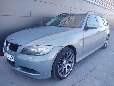 begagnad BMW 320 i Touring Automat Advantage, Comfort
