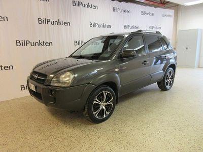 begagnad Hyundai Tucson 2.7 V6 4WD AUT 2007, Personbil 39 900 kr