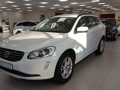 begagnad Volvo XC60 D4 AWD Geartronic Momentum 181hk