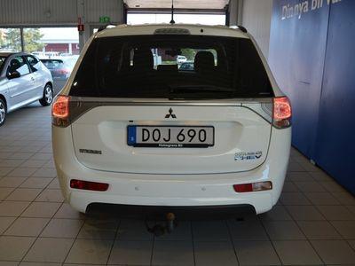 brugt Mitsubishi Outlander P-HEV Plugin/Hybrid/Moms bil