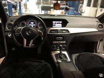begagnad Mercedes C220 cdi amg sportpaket 170hk -13